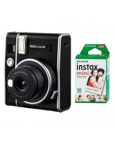 INSTAX MINI 40 + film Pk.10
