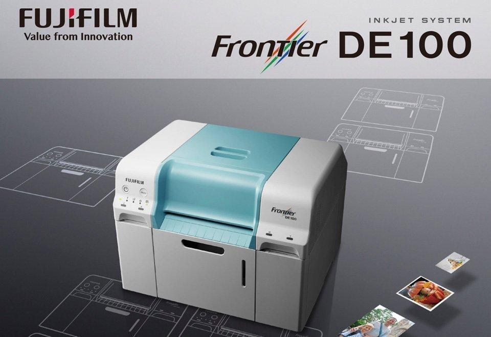 Frontier DE100